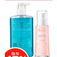 Avene Acne or Sensitive Skin Care Products