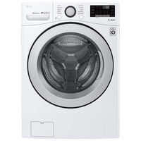 LG 5.2 Cu.Ft. Front Load Washer, 7.4 Cu.Ft. Electric Dryer