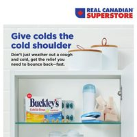 - Give Colds The Cold Shoulder Flyer