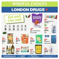 - Mindful Choies - Eat Well, Live Well Flyer