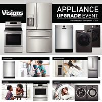 - Appliance Upgrade Event Flyer
