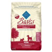 Blue True Solutions & Blue Basics Dog Food