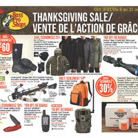 - Thanksgiving Sale Flyer