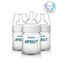 Philips Avent Classic Slow Flow Nipple Feeding Bottles