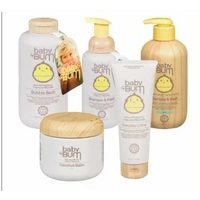 Baby Bum Lotion, Coconut Balm, Shampoo & Wash or Bubble Bath