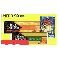 Black Diamond Cheese Bars, Cheestrings or Shredded Cheese