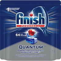 Finish Dishwasher Detergent Tabs