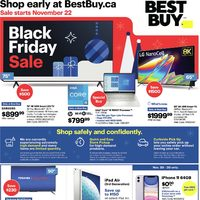 Best Buy - Black Friday Sale Flyer