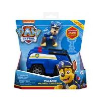 Paw Patrol Vehicle with Collectible Figure