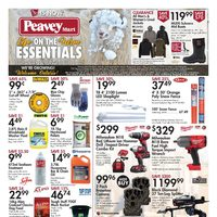 PeaveyMart - Weekly - Life On The Farm Essentials Flyer