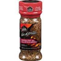 Club House La Grille Seasoning Mix or La Grille Wet Rub Marinade