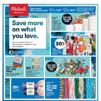 - Weekly - Save More on What You Love Flyer