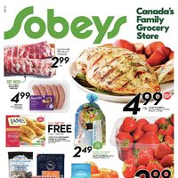 Sobeys - Weekly Specials Flyer