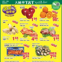 T&T Supermarket - Weekly Specials Flyer