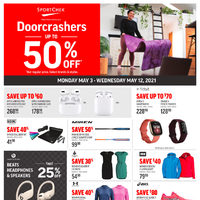 Sport Chek - 10 Days of Savings - Special Gifts For Super Moms Flyer