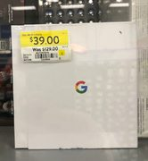 Google Wi-fi 1 pack $39.00 clearance was $129.99