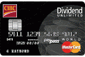 CIBC Dividend Unlimited™ World MasterCard™ Card