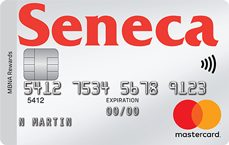 Seneca MBNA Rewards Mastercard® credit card