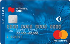 National Bank of Canada MasterCard® Edition Credit Card