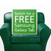TD Canada Trust: Open a Select Service or Infinity Account, Get a Free Samsung Galaxy Tab