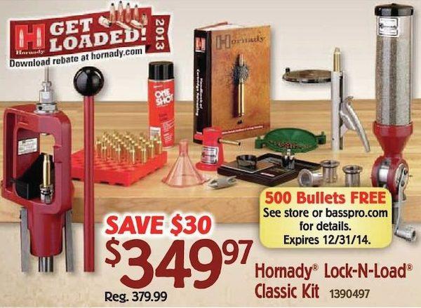Bass Pro Shops: Hornady® Lock-n-load® Classic™ Reloading Kit