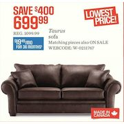 Sears Taurus Sofa Redflagdeals Com