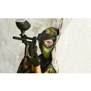 $8 for a Paintball Adventure for 2 with Field Admission, Rental Equipment, Including Mask and Gun ($40 Value)