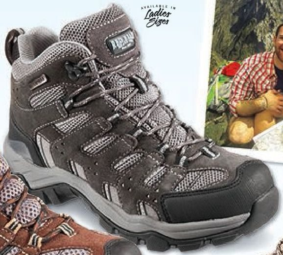 801dab2c99a Bass Pro Shops: RedHead Overland Mid Waterproof Hiking Boots for ...