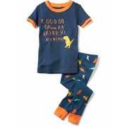 2-piece Dino Graphic Sleep Set For Toddler & Baby - $14.00 ($2.94 Off)