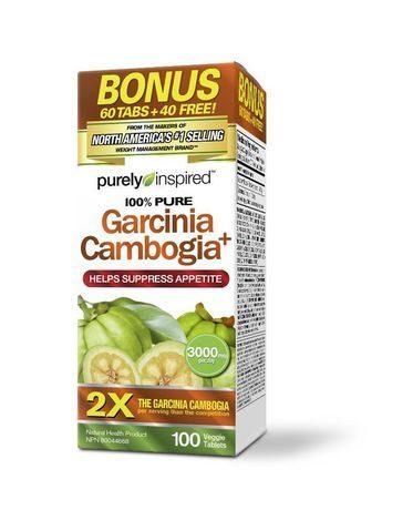 Walmart Purely Inspired Garcinia Cambogia Redflagdeals Com
