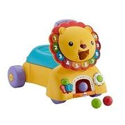 Fisher-Price 3-in-1 Sit, Stride & Ride Lion - $44.97 ($15.00 off)