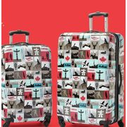Atlantic, Delsey, Roots & Via Rail Luggage  - $99.00