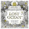 Johanna Basford Lost Ocean: An Inky Adventure Coloring Book - $12.99 ($9.96 Off)
