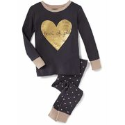 """heart Of Gold"" Sleep Set For Toddler & Baby - $17.50 ($2.44 Off)"