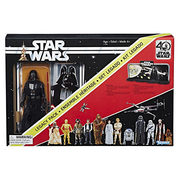 Star Wars 40th Anniversary Set (Black Series)    - $36.98