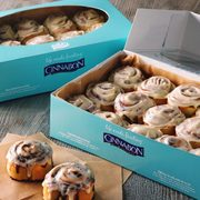 Cinnabon Coupons: 50% Off Take Home CinnaPacks + 50% Off Any ChillFact'r Smoothie