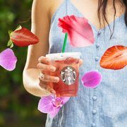 Starbucks Happy Hour: 50% Off Any Starbucks Refresher After 2:00 PM, Today Only