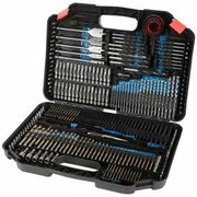 KMS Tools: King Canada 246pc Assorted Drill And Driver Bit
