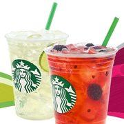 Starbucks Happy Hour: 50% Off Any Starbucks Refresher or Iced Tea