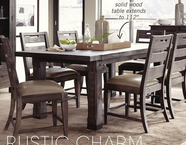 The Brick Calistoga Dining Table Redflagdeals Com