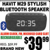 Havit M29 Stylish Bluetooth Speaker - $39.99