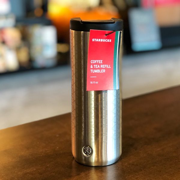 3ad16695c23 Starbucks Starbucks Coffee & Tea Refill Tumbler 2019: Get a FREE Drink  Every Day in January 2019 When You Buy a Tumbler for $55.00 Buy a Tumbler  and Get ...