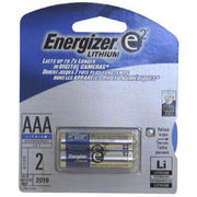 Energizer Lithium Aaa Batteries (2 Pack) - $9.50 ($3.50 Off)