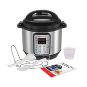 Canadian Tire 4 Days of Deep Discounts: Instant Pot Viva 9-in-1 6-Qt. Pressure Cooker $100, Hoover Fusion Cordless Vac $175 + More