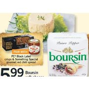 Boursin Soft Cheese - $5.99/150 g