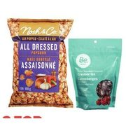 Nosh & Co. Popcorn, Nosh & Co, Or Be. Better Chocolate Or Yogurt Covered Snacks - 2/$5.00