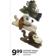 Zookies Slappy Plush Products - $9.99