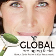 Buy Global ProAging Facial And Get Jade Roller For Free
