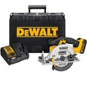 Dewalt 20v Max Li-ion Cordless Circular Saw With E-brake, 6-1/2-in - $269.99 ($60.00 Off)