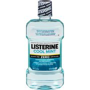 Listerine Classic or Kids Rinse - $4.99